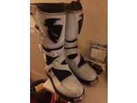 Motocross Boots uk7