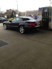 Mercedes SL350 #### ONLY GENUINE 36000 Miles ####