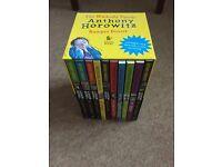 Anthony Horowitz box set