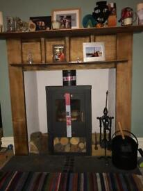 1920s fireplace surround