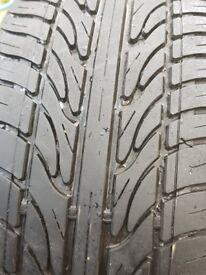"18"" Alloy wheels and tyres Audi,Seat,Skoda,VW"