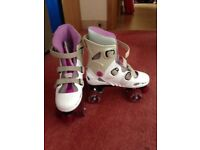**Reduced** Phoenix Quad Roller skate Size 4