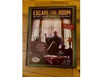 Escape the room. Secret of dr gravely's retreat.