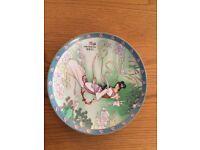 1989 Imperial Jingdezhen Porcelain plates