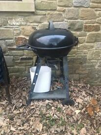 BBQ Grill and stand