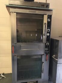 Chicken rotisserie Electirc double unit catering resturant hotels pubs cafe Takeway