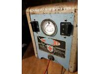 Vintage battery charger