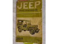 Jeep Service Repair Handbook
