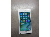 iPhone 6 64gb Silver Vodafone Very good condition Boxed