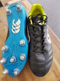 Canterbury Rugby Boots size 7.5 UK 42 EUR