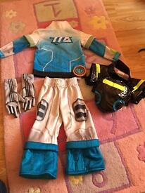 Miles from tomorrow fancy outfit disney store age 3 can post