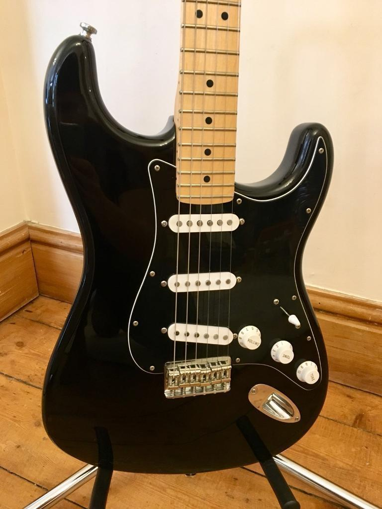 Fender 2014 Limited Edition '10 for 15' 70's American Vintage Stratocaster - Black