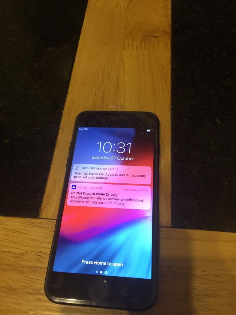 New refurbished unlocked iPhone 7 128gb | in Llantrisant, Rhondda Cynon Taf  | Gumtree