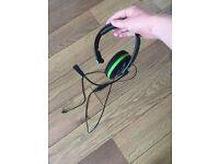 Turtle Beach XC1 Headset for Xbox 360
