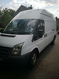 FORD TRANSIT 2.4 ON 59 PLATE