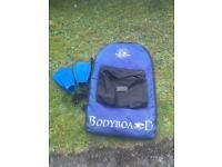Body board bag