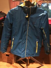 Boys ski outfit and boots aged 10-13