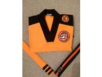Little tiger cubs uniform