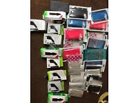 Joblot Of phone cases and chargers Samsung