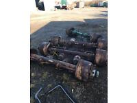 Axles for Lorrys for sale