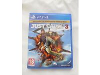 Just Cause 3 PS4 Very Good condition