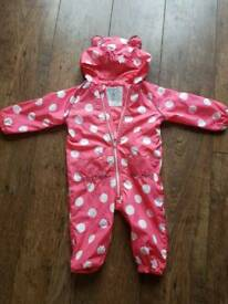 Mothercare all in one/ onesie