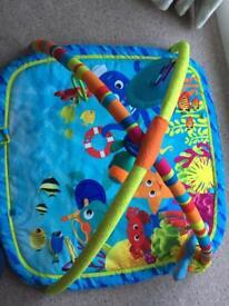 Baby play gym - Baby Einstein nautical friends