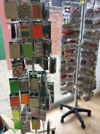 STANDS DISPLAY SPINNER