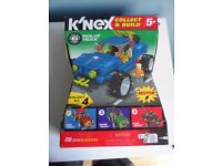 Knex- Collect and Build- Pick up truck