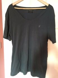 ALLSAINTS ONLY 15 AS NEW!!!SIZE L