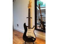 1998 Fender American Standard Stratocaster – Black