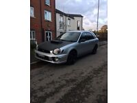 SUBARU WRX STI REP BUG EYE SWAPS GOLF AUDI TYPE R SEAT LEON EVO MODIFIED