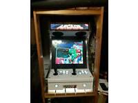 Bartop arcade machine retro