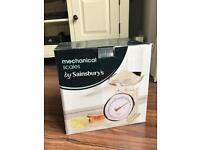 5kg Mechanical Kitchen Scales