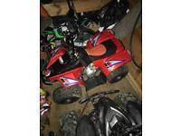 Kazuma 50cc geared