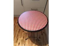 Bistro Kitchen Table