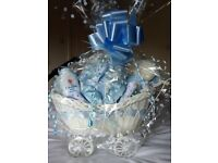 BABY SHOWER/NEWBORN ARRIVAL HAMPERS