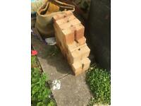 Free bricks from storage heater