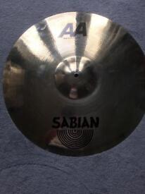 """Sabian 20"""" AA Rock Crash"""