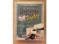 Murder Mystery Party Game - Murder In The Office for sale  Rugby, Warwickshire