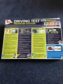 Driving Test Premium Edition 2013 PC DD-ROM