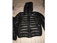 Brand new the north face puffer coat men's