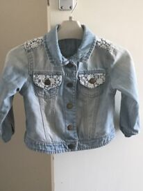 Primark denim jacket