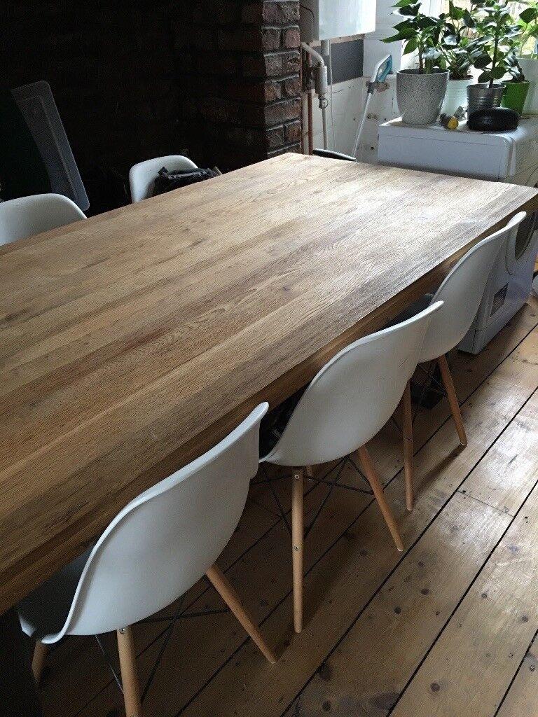 John Lewis Calia 8 Seater Dining Table 60862c36f4d8