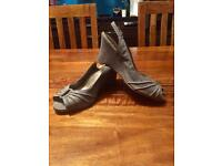 Essance from Evans -size 7 wedge heels