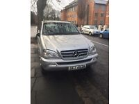 For sale Mercedes ml 270 Cdi facelift