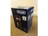 Delonghi Filter Coffee maker, 10 cup capacity
