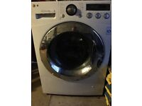 Not working LG 8kg washing machine