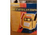 Jump Starter & Air Compressor New £35.00
