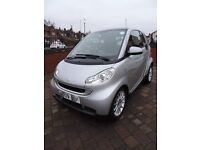 FOR SALE - SMART FORTWO 0.8 CDI PASSIONSEMI - AUTO WITH LOW MILEAGE